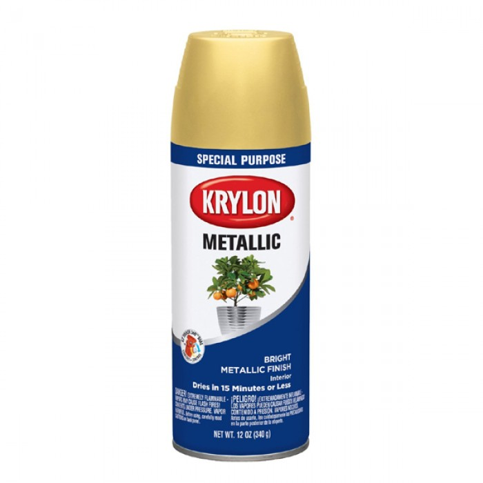 Signriteonline Krylon Spray Paint Metallics