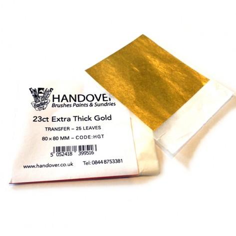 Handover Gold Leaf Transfer