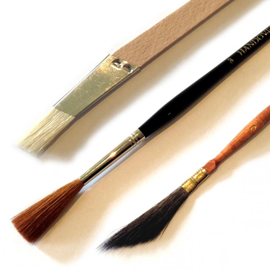 Handover Pure Squirrel Hair Swordliner # 3