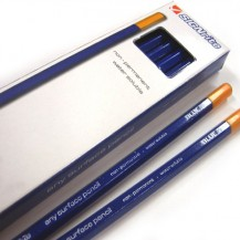SIGNrite Wax Pencils Blue
